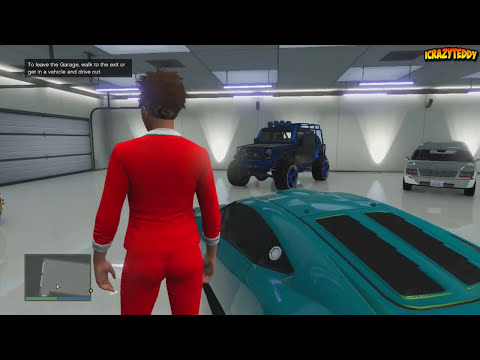 GTA 5 Glitches - How To Get Free Cars Online + Free DLC Cars (