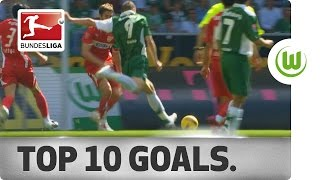 Top 10 Goals - VfL Wolfsburg