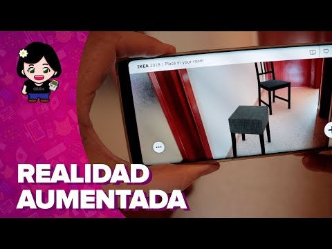 Apps de REALIDAD AUMENTADA - Android | ChicaGeek