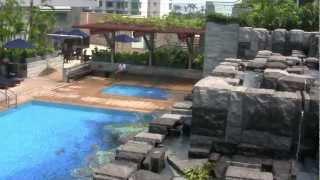 Kumar's Video Blog: Gym & Pool at Novotel Citygate Hong