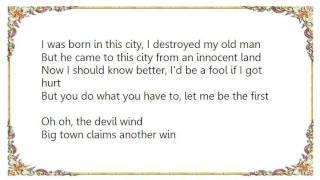 Watch Bob Welch Devil Wind video