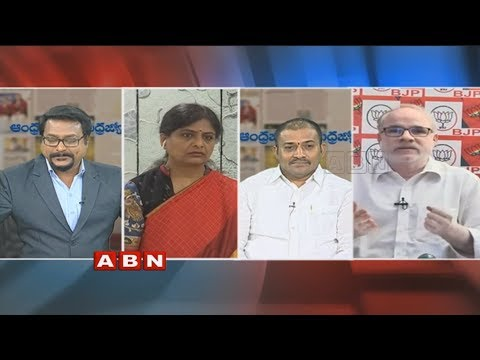 Debate on CM Chandrababu Comments on YCP MP's Resignation | Public Point | Part 1