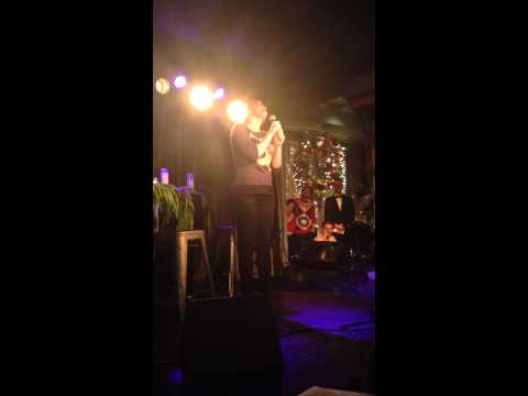 Bellamy Young singing Have Yourself a Merry Little Christmas IAMA Theatre Holiday Cabaret 12-7-14
