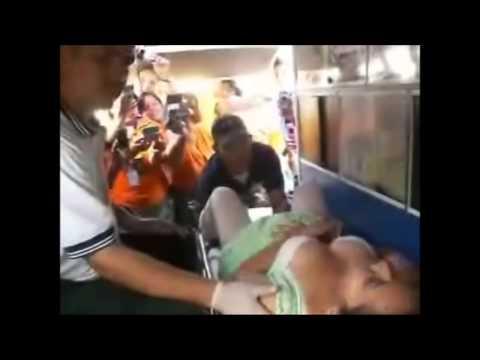Parto de emergencia en ambulancia