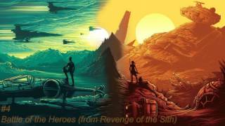 Top 10 Star Wars Musical Theme Songs [HD]