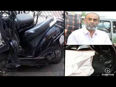 Daggubati Suresh Babu Car Accident | నిర్మాత దగ్గుబాటి సురేష్ బాబు కారు బీభత్సం: ముగ్గురికి గాయాలు
