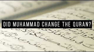 Video: On Quran 4:95, did Muhammad change this verse? - Shabir Ally