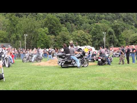 Thunder In The Smokies 2013 Fall Bike Rally Maggie Valley NC