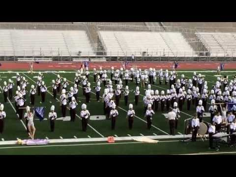 Vallivue High School at the 2014 Cavalcade of Bands