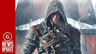 Assassin's Creed Rogue Confirmed for Xbox 360 and PS3 - GS News Update