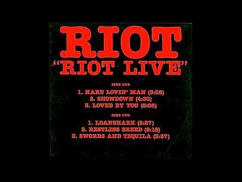 Riot - Hard Lovin
