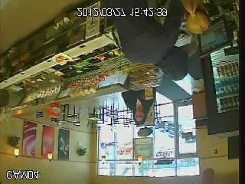 Maple Valley Subway Robber