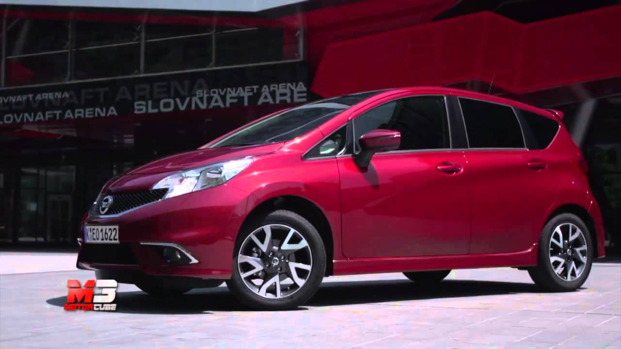 nissan note 2014 test drive youtube. Black Bedroom Furniture Sets. Home Design Ideas