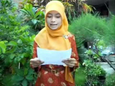 PIDATO BAHASA JAWA-DIAH PRATIWI-SMA 2 BAE KUDUS.flv