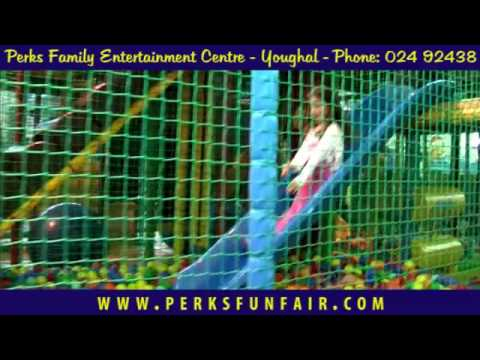Blackbeards Adventure Play Centre at Perks Family Entertainment Centre - Youghal Co. Cork Ireland