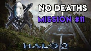 Halo 2 LEGENDARY Walkthrough ► Mission #11 Uprising