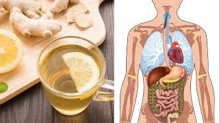 How to Make Cleansing Ginger Water With Many Health Benefits