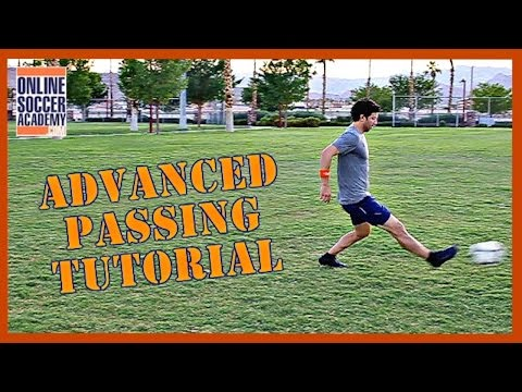 How to Pass like Philipp Lahm - Online Soccer Academy