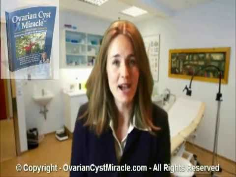 Ovarian Cyst Removal  Is It Always Necessary?