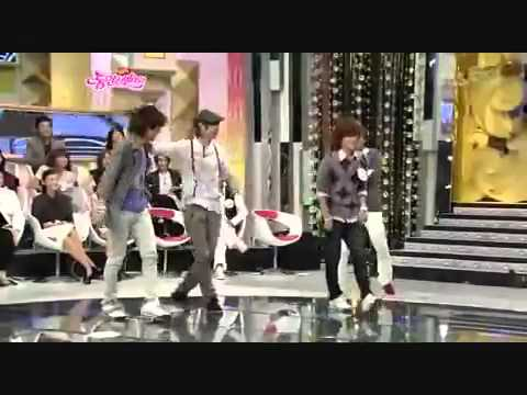 Dance Battle Sj With Shinee 091002 Chuseok Spec video