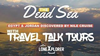 The Dead Sea, Jordan with Travel Talk Tours (2016)