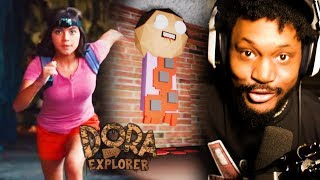 THE DORA MOVIE IS CANCELLED. | Dora Horror Game