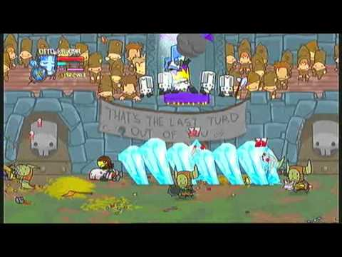 Castle Crashers Kings Arena