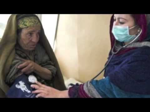 Health care in Afghanistan