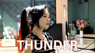 Download Lagu Imagine Dragons - Thunder ( cover by J.Fla ) Gratis STAFABAND