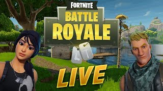 Duos and Possibly Sub Games With You! | Fortnite Live GamePlay