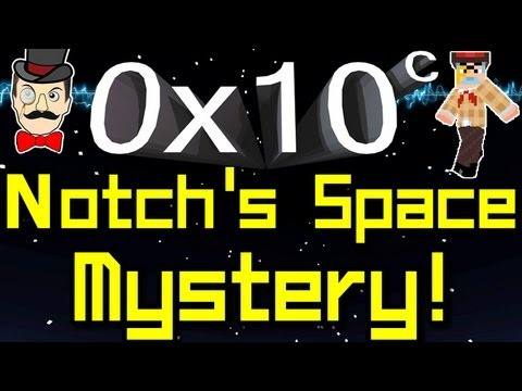 0x10c - Notch SPACE GAME Name News & Story !