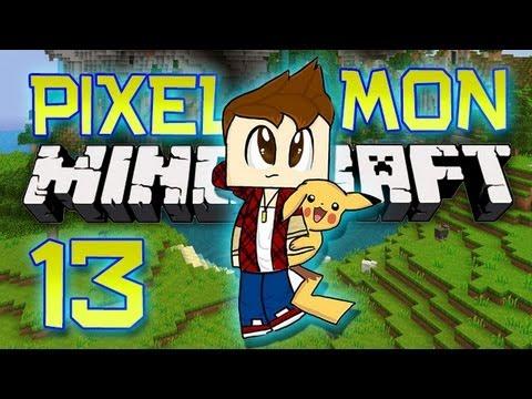 Minecraft: Pixelmon Let's Play w/Mitch! Ep. 13 - POKEDEX! (Pokemon Mod)