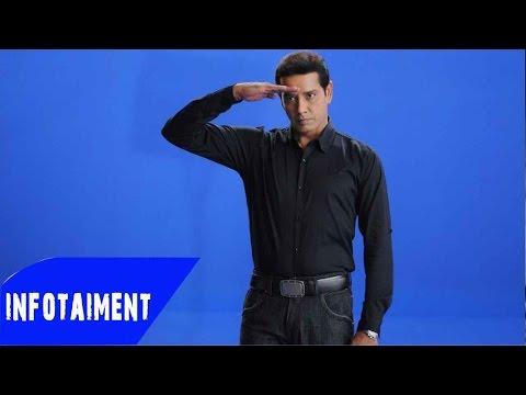 Pemeran Bhairon Dharamveer Singh di Serial Andhini di Antv