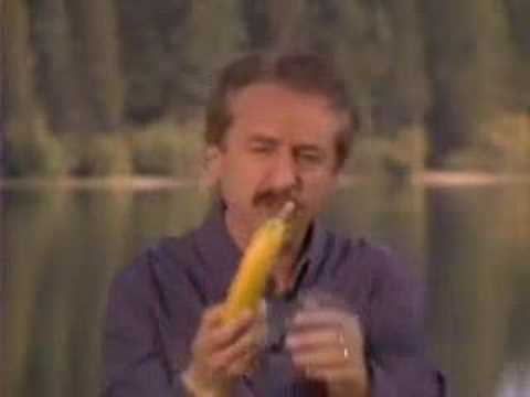 Kirk Cameron And Bananas