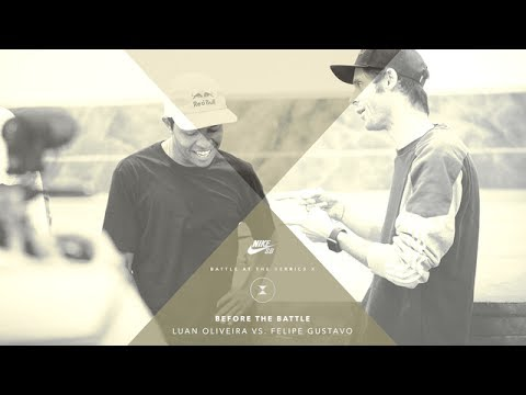 BATB X | Before The Battle: Luan Oliveira vs. Felipe Gustavo
