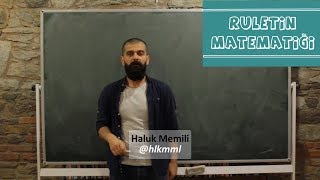 Ruletin Matematiği