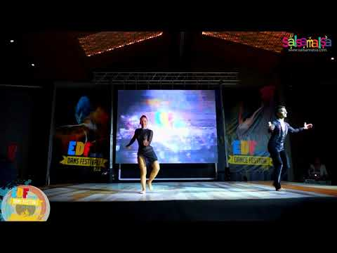 Burçin Beril - Yunus Emre Tıraş Dance Performance | EDF-2018