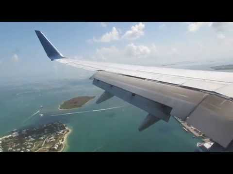 Landing in Key West (EYW)