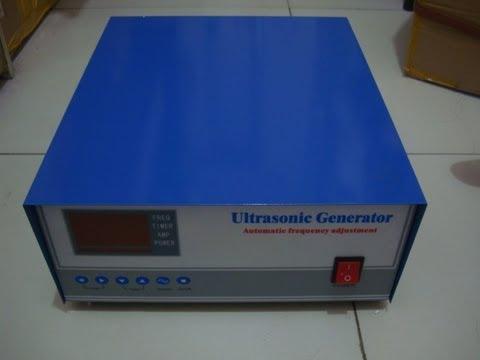 Ultrasonic Signal Generator   Ultrasonic Wave Generator