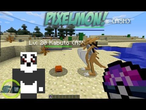 Minecraft 1.5.2 ~ Cómo instalar MOD Pokemon (Pixelmon Mod)