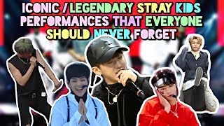download lagu Iconic/legendary Stray Kids Performances That Everyone Should Not Forget gratis