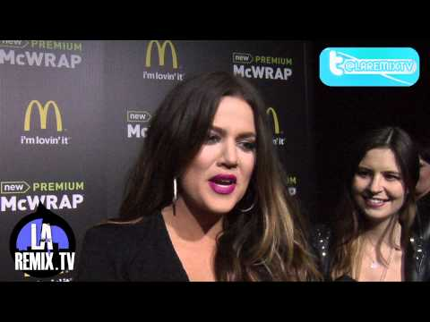 Green Carpet Exclusive with Khloe Kardashian Odom