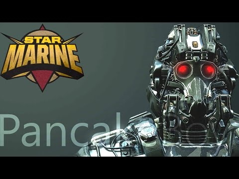 Star Citizen : Star Marine : 2014 PAX Australia : FPS Demo
