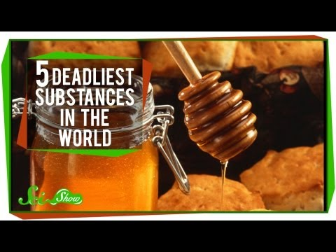 Top 5 Deadliest Substances On Earth video