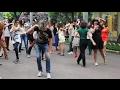 Flash Mob La La Lindy - by BeHoppers