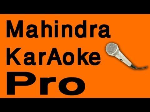 neele gagan ke tale Mahindra Karaoke - www.MelodyTracks.com