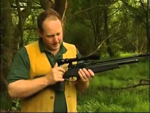 Carabina BSA Scorpion SE Tactical Multishot (BSA Scorpion SE Tactical Multishot Airgun)