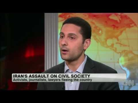 Iran Suffering From Strangulation Of Civil Society