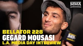 Gegard Mousasi Might Compete at Welterweight in Near Future - MMA Fighting