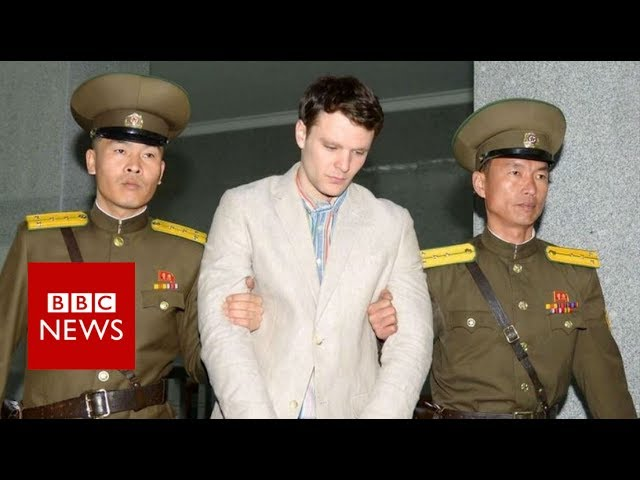 Otto Warmbier US North Korea Detainee dies - BBC News